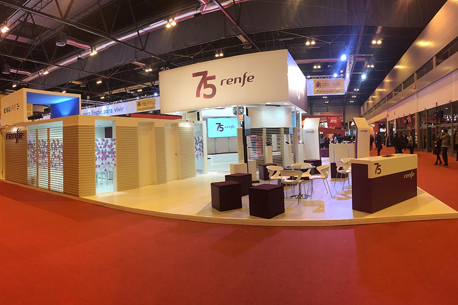 Stand Renfe Fitur 2016 3