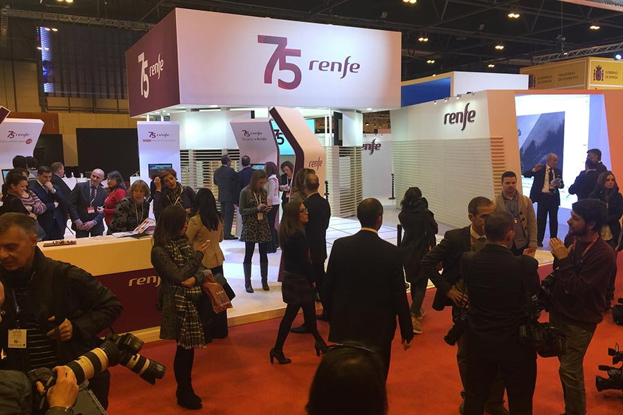 Stand Renfe Fitur 2016 6