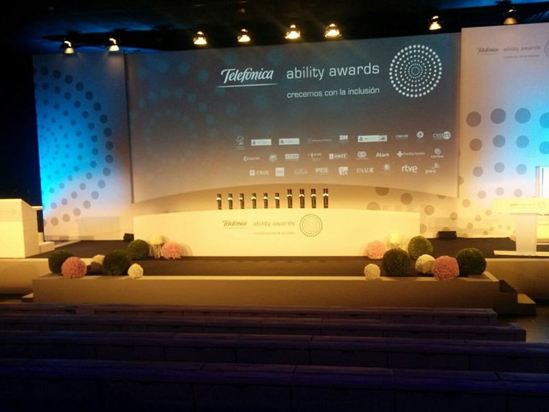Telefónica Ability Awards 2015 1