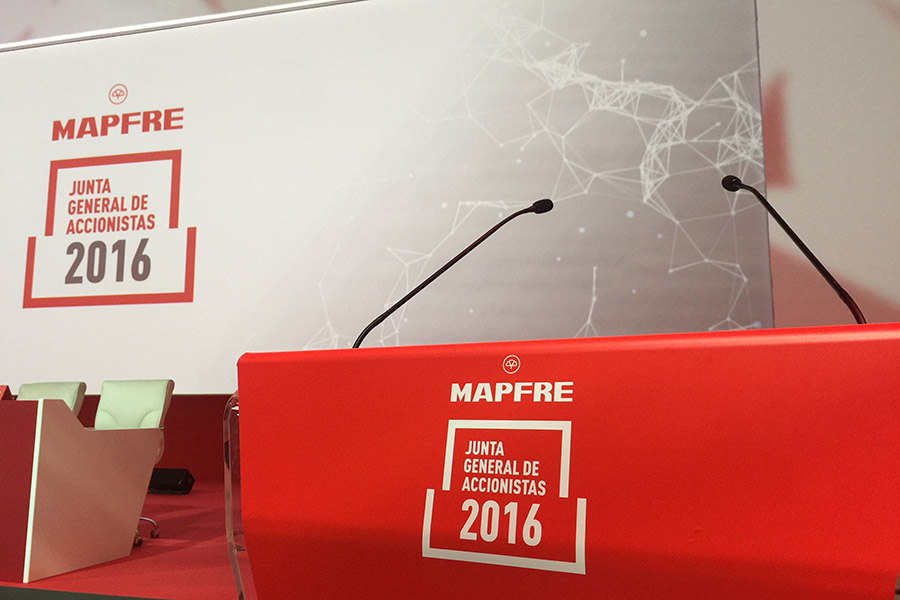 Junta General Accionistas Mapfre 2016 3