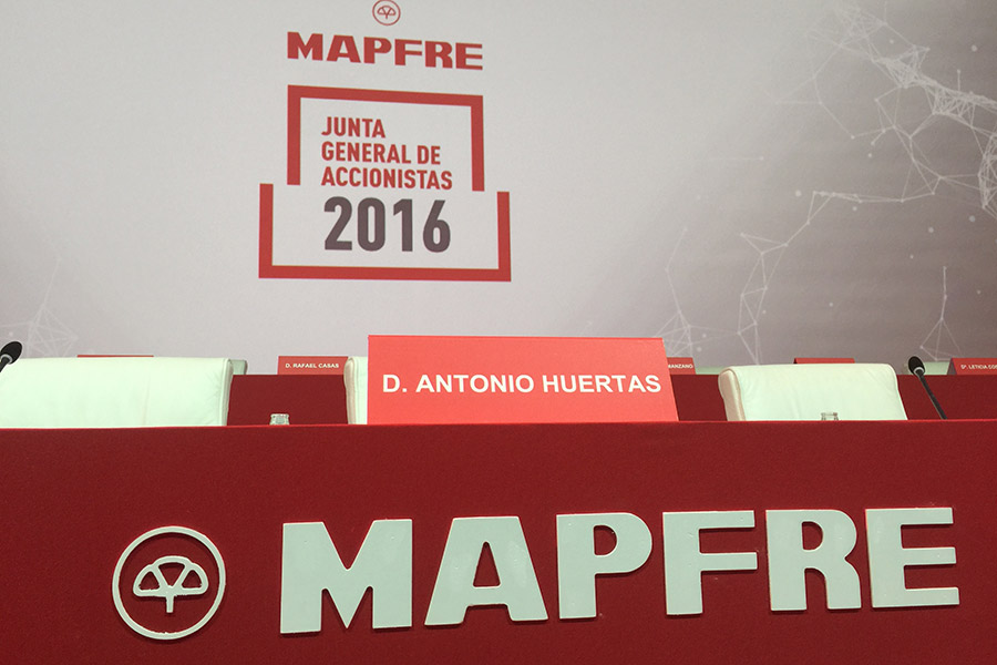 Junta General Accionistas Mapfre 2016 5