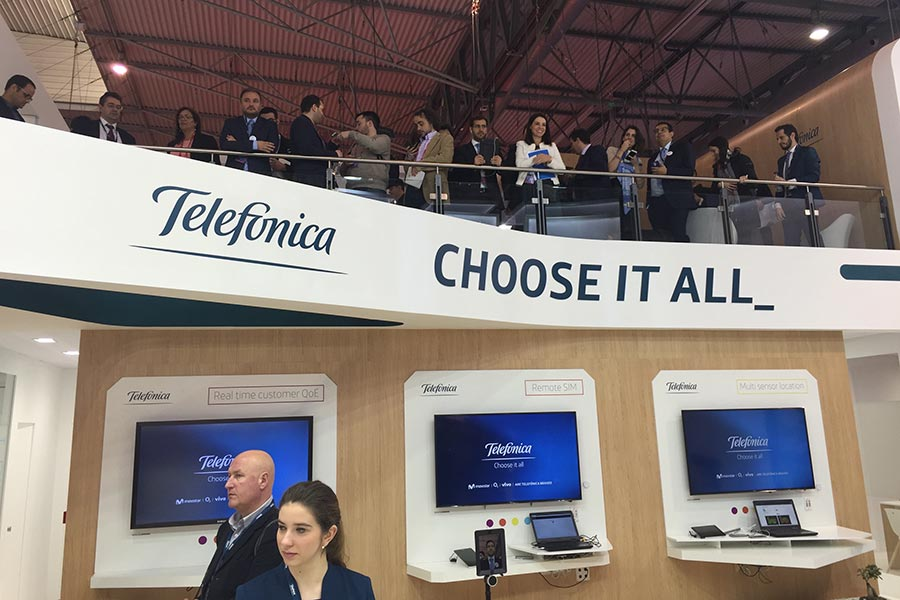 Stand Telefómica Mobile World Congress 2016 5