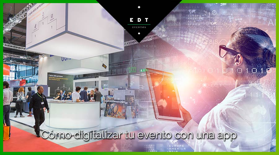 Digitaliza tu evento con apps para eventos